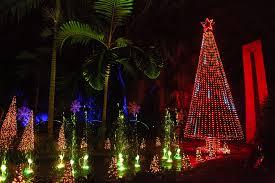 ann norton sculpture gardens hosts festival of trees west palm beat