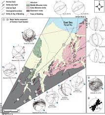 miocene tectonic evolution of the basins and fault systems se