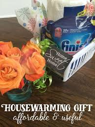 housewarming basket housewarming gift idea and an amazing deal on finish products at