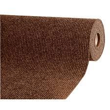 tapis couloir sur mesure tapis couloir absorbant passage largeur 1 m marron bernard fr