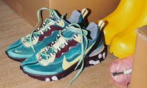 Nike React undercover x nike react element 87 sneaker bar detroit