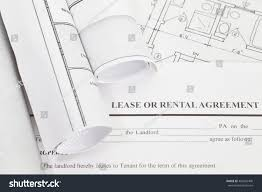 floor plan agreement close lease rental agreement form stock photo 403692400 shutterstock
