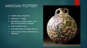 Minoan Octopus Vase The Prehistoric Aegean Ppt Video Online Download