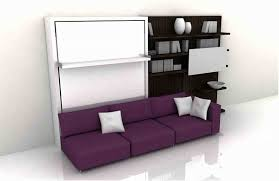 White Wooden Bookcase by Furniture Appealing Multipurpose Furniture With Purple Sofa And