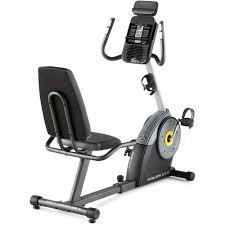 gold u0027s gym cycle trainer 400 ri recumbent exercise bike walmart com