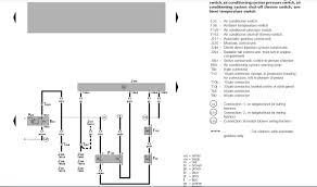 vw golf mk4 air conditioning wiring diagram vw free wiring diagrams