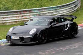 fastest porsche scoop porsche goes ballistic with new 991 gt2 the fastest 911 ever