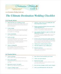 wedding checklist book 14 wedding checklist templates free pdf doc format