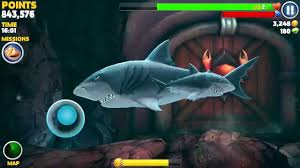hungry shark evolution megalodon 2 youtube