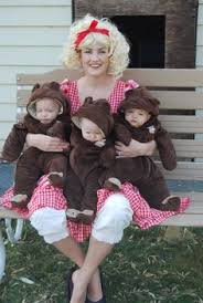 Potato Sack Creative Baby Halloween Diy Baby Costume Video Triplet Babies Baby Costumes Triplets