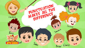 classroom joke punctuation makes all the difference