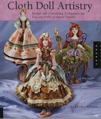 doll design book cloth dolls books and cds