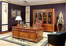 Classic Office Desks Classic Royal Office Furniture Luxury Desk Wooden Office