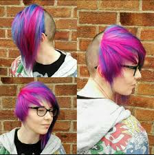 hairstyles for brain surgery patients gimme unicorn vomit in the front brain surgery in the back imgur