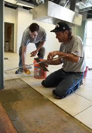 Floor Tile Installers Photos