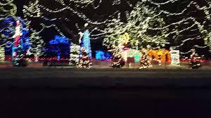 rotary lights la crosse rotary lights 2016 la crosse wi youtube