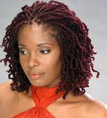 seneglese twist hair styles for older women love that they are cut into a style and shapes her face hair