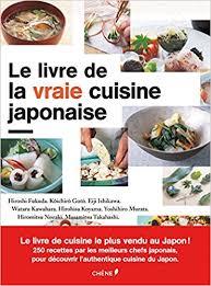 livre de cuisine japonaise le livre de la vraie cuisine japonaise amazon co uk hiroshi fukuda