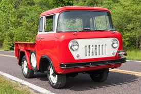 jeep forward control van this might be the cleanest jeep fc 150 you u0027ll ever find