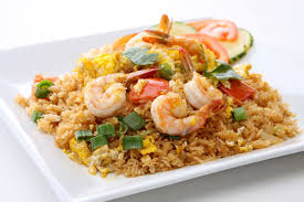 rice cuisine fried rice recipe khao pad order ingredients