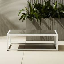 casbah low outdoor coffee table cb2