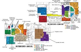 a judgmental map of the mu student centerthe black sheep