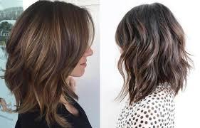 lobs thick hair medium bob hairstyles for wavy hair hairstyle for women man