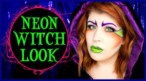 easy halloween witch stitches makeup tutorial youtube