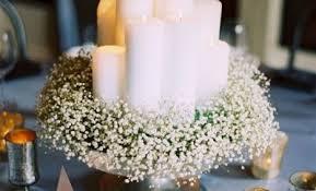 white wedding centerpieces u2013 hi miss puff