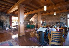 Crater Lake Lodge Dining Room Lodge Crater Lake Stock Photos U0026 Lodge Crater Lake Stock Images