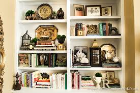 how to decorate a bookshelf awesome decorating bookshelves images liltigertoo com