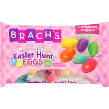 easter marshmallow candy brach s easter hunt eggs marshmallow candy 7 oz walmart