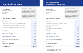 understanding your electricity bill ontario energy board