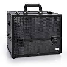 professional makeup trunk black diamond professional makeup with four tier