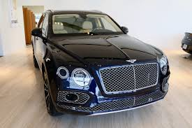 2017 bentley bentayga trunk 2017 bentley bentayga w12 signature stock 7nc014376 for sale
