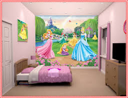 Decoration Kids Wall Decals Home by Disney Princess Wall Decals Kids Trendy Disney Princess Wall