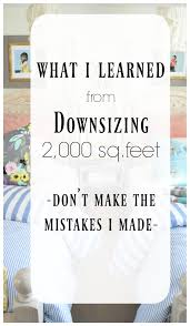 downsizing friday favorites starts with what i learned from downsizing