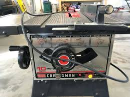 craftsman table saw parts sears table saw craftsman table saw parts model 113