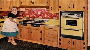 50s Kitchen Ideas Ranch House Style Kitchens Youtube
