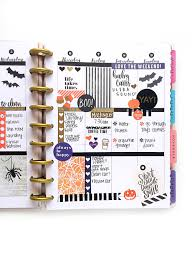 halloween themed week using the u0027seasonal u0027 sticker value pack u2014 me