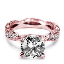 Rose Gold Wedding Rings by 7 Stunning Rose Gold Engagement Rings Wedding