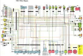 1983 yamaha virago 750 wiring diagram somurich