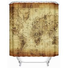 Map Shower Curtain The Boardgaming Way More Shower Curtain Maps As Alternative To