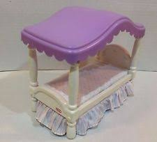 Little Tikes Girls Bed by Little Tikes Bed Ebay