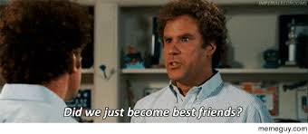 First Day Of College Meme - mrw i run into a high school acquaintance on the first day of