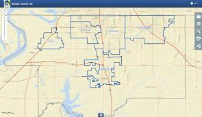 County Map Of Mississippi Gis Desoto County Ms Official Website