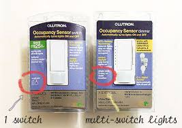 motion sensor light switch on off how to install a lutron maestro occupancy sensor on a 3 way switch