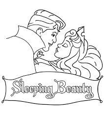 sleeping beauty coloring pages walt disney coloringstar