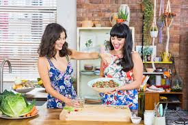 cuisine tv programmes hemsley hemsley tv hemsley hemsley healthy food and living