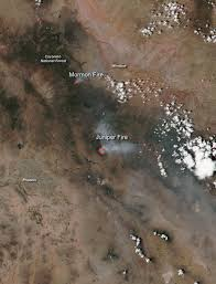 Colorado Wildfire Status by Wildfires In Arizona Still Burning Nasa